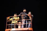 Этафета олимпийского огня. Площадь Ленина, Фото: 61