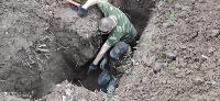 В Тульской области обнаружено еще одно братское захоронение советских воинов времен ВОВ, Фото: 18