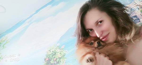 Мы с Пончиком на море)))где в районе Италии😂👍