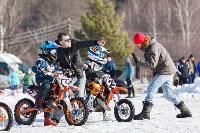 Соревнования по мотокроссу в посёлке Ревякино., Фото: 17