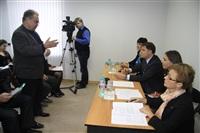16 октября Владимир Груздев проконтролировал ход работ в Тульском кремле., Фото: 18