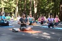 Йога в Центральном парке, Фото: 13
