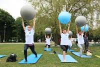 День йоги в парке 21 июня, Фото: 45