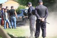 Демонтаж незаконных цыганских домов в Плеханово и Хрущево, Фото: 71
