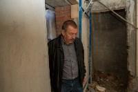 Андрианов инспектирует работы в бассейне на Гоголевской. 5.09.2015, Фото: 6