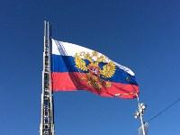 Флаг на площади Ленина, Фото: 2