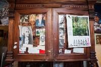 Александр Немцов рассказал об истории картины с Путиным, Богородицей и Николаем II, Фото: 17