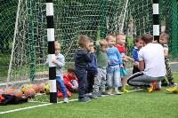 В тульских парках заработала летняя школа футбола для детей, Фото: 20