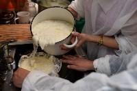 В Заокском районе приготовили камамбер с благородной плесенью, Фото: 43