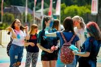 В Туле прошел фестиваль красок и летнего настроения, Фото: 36