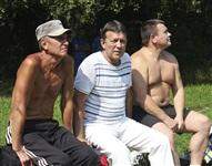 День физкультурника в ЦПКиО им. П.П. Белоусова, Фото: 35