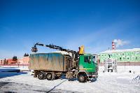 Огромный снеговик на Казанской набережной, Фото: 3