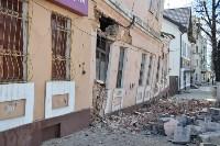 На ул. Октябрьской развалился дом, Фото: 5