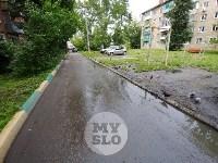 Дворы на Красноармейском проспекте затопило нечистотами, Фото: 21