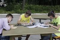Молодые туляки попытали свои силы на конкурсе граффити, Фото: 3