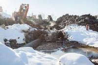Новая коммунальная авария в Пролетарском округе, Фото: 36