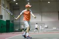 Новогоднее первенство Тульской области по теннису., Фото: 67