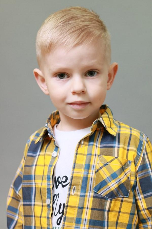 Николаев Никита, 3 года