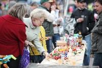 В Пролетарском округе Тулы начали праздновать День города, Фото: 42