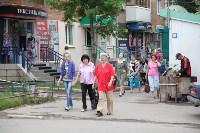 Мини-бунт перед сносом торговых павильонов на Фрунзе. 23.06.2015, Фото: 51