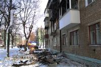 Взрыв газа в Новомосковске. , Фото: 13