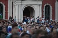 Матч Россия – Хорватия на большом экране в кремле, Фото: 79