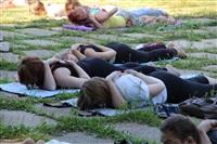 Йога в Центральном парке, Фото: 19