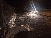 В Туле внедорожник протаранил такси: пассажир погиб, Фото: 5