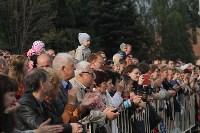 По праздничной Туле прошли духовые оркестры, Фото: 29