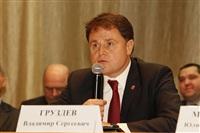 Владимир Груздев в Белевском районе. 17 декабря 2013, Фото: 60