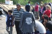 Демонтаж незаконных цыганских домов в Плеханово и Хрущево, Фото: 33