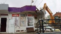 Снос незаконных павильонов в Заречье, Фото: 37