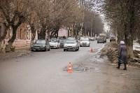 Ремонт дорог в Туле. 11 марта 2016 года, Фото: 5