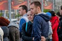 Вторая генеральная репетиция парада Победы. 7.05.2014, Фото: 3