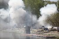 Реконструкция боевых действий. Центральный парк. 9 мая 2015 года, Фото: 62