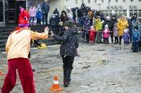 Широкая Масленица с Тульским цирком: проводы зимы прошли с аншлагом, Фото: 34