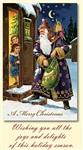 Старинные рождественские открытки, Фото: 18