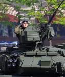 Тульская делегация побывала на генеральной репетиции парада Победы в Москве, Фото: 15