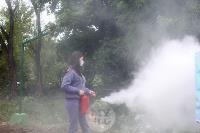 В Туле сотрудники МЧС эвакуировали госпитали госпиталь для больных коронавирусом, Фото: 57