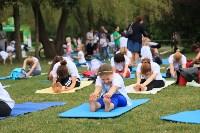 День йоги в парке 21 июня, Фото: 21