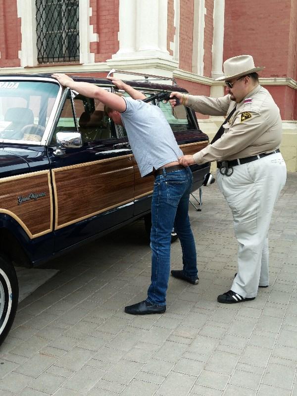 Автострада 2018г. Зять-нарушитель :)