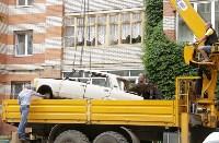 Эвакуировали бесхозный автомобиль, Фото: 7