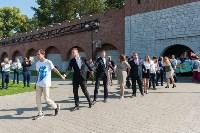 В Туле более 2500 учащихся вузов и колледжей посвятили в студенты, Фото: 55