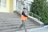 Субботник в Пролетарском округе Тулы, Фото: 26