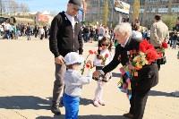 День Победы: гуляния на площади Победы. 9 мая 2015 года, Фото: 41