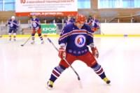 Легенды советского хоккея в Алексине., Фото: 22