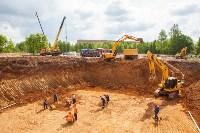 Строительство перинатального центра в Туле. 14.05.19, Фото: 21