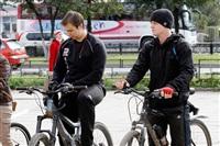 По центральным улицам Тулы прошел велопробег, Фото: 35