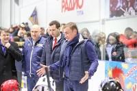 Мастер-класс от игроков сборной России по хоккею, Фото: 47