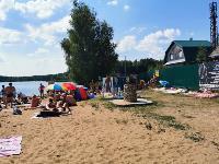 Вторые Кондуки, Голубая вода и Белые пески: обзор непопулярных пляжей Тульской области, Фото: 8